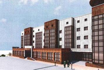 Строительство гостиничного комплекса с центром культурно-спортивного оздоровительного досуга