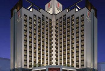 Строительство гостиничного комплекса с центром культурно-спортивного оздоровительного досуга MAX Royal Hotel