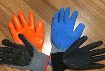 Организация производства прорезиненных перчаток