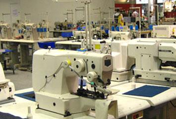 Расширение деятельности швейно –вязального цеха