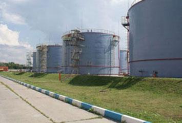 Расширение действующей нефтебазы (реконструкция)