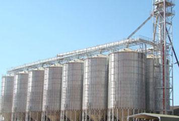 Строительство перевалочного элеватора мощностью отгрузки 1 500 000 тонн/год