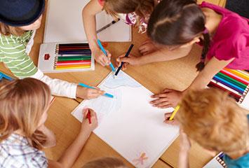 Открытие образовательного центра Ақылды мектеп (Умная школа, Smart art)