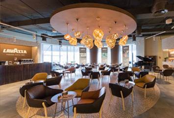 Открытие кофейни LavAzza по франшизе итальянского бренда