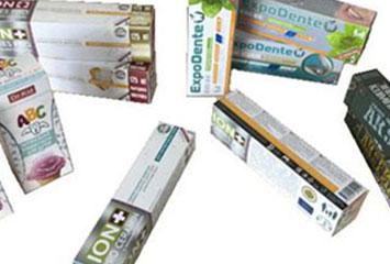 Организация производства зубной пасты