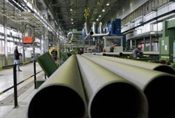 Организация производства стальных прямошовных труб среднего диаметра