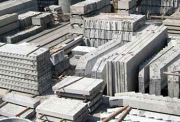 Строительство завода по производству железобетонных изделий