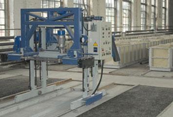 Строительство и эксплуатация завода по выпуску газобетона