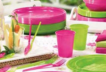 Производство одноразовой посуды на основе вторичной переработки пластиковых бутылок
