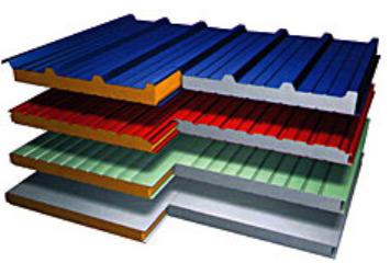 Организация деятельности по производству фасадных и ограждающих конструкций типа сэндвич