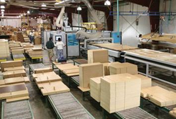 Строительство производственного помещения для мебельного производства в п. Жибек - Жолы