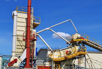 Строительство завода по производству сухих строительных смесей и гипсокартона